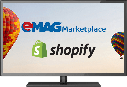eMAG Marketplace – Shopify connector