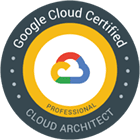 Google Cloud Certified Cloud Architect}