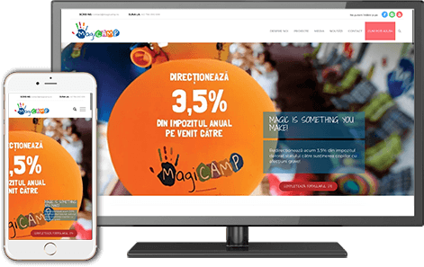 MagiCAMP Website