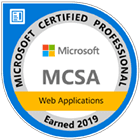 Mcsa Web Applications}