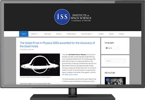ISS – Institute of Space Science